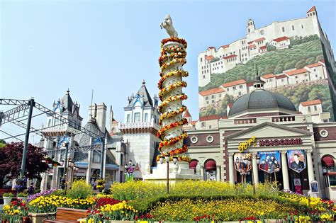 theme park everland theme park in korea photo essay food in the bag