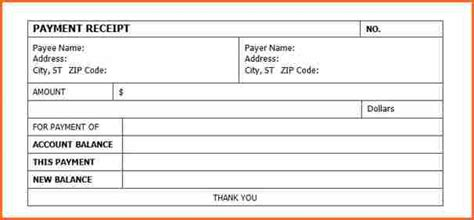 create receipt template 10 how to make a receipt budget template letter