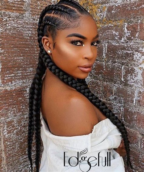 braids hairstyles black women feathers 25 best ideas about black girl braids on pinterest
