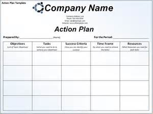 Affirmative Plan Template For Small Business by 6 Sle Plan Template Teknoswitch