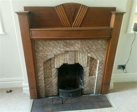 Deco Fireplace Tiles by Best 25 Deco Fireplace Ideas On Deco