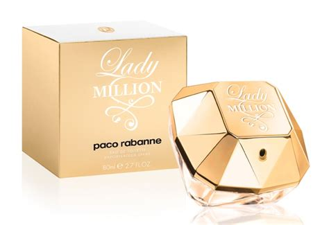 lady million eau de toilette paco rabanne perfume