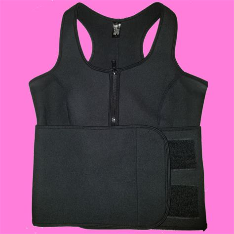 Detox Slimming Vest by Sweat Like A Look Like A Doll Dollface Fit