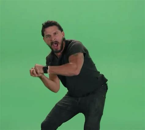 Just Do It Meme - do the electric slide shia labeouf s intense