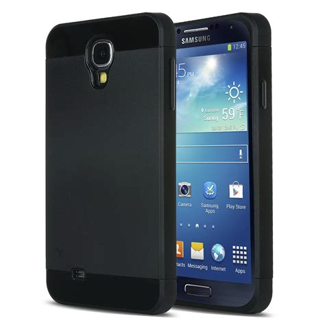 Samsung I9500 Hybrid Shock Proof Cover Fits Samsung Galaxy S4 I9500