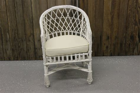 small white armchair patio awesome small wicker chair wicker rocking chairs