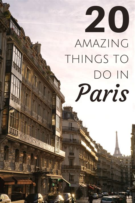 best things to see in paris the 20 best things to do in paris france where to stay