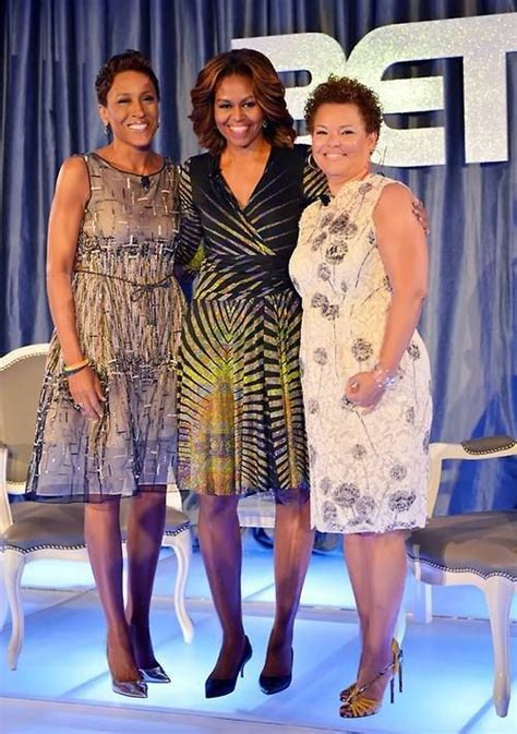 robin roberts michelle obama special first lady michelle obama robin roberts debra lee