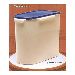 tupperware multi keeper 20kg