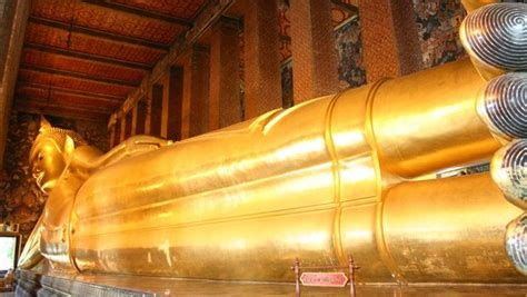 reclining buddha temple temple of the reclining buddha wat pho gobangkok asia