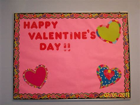 valentines day board valentines day bulletin boards new calendar template site