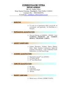 Resume Format Types by Types Of Resume Sles Sle Resume Types Kinds Of Sle With Four Types Of Resumes Best