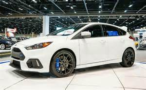 2016 ford focus rs white 9 facts you need to know about ford focus rs