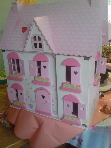 elc wooden dolls house large elc wooden dolls house for sale in killester dublin from cleo96