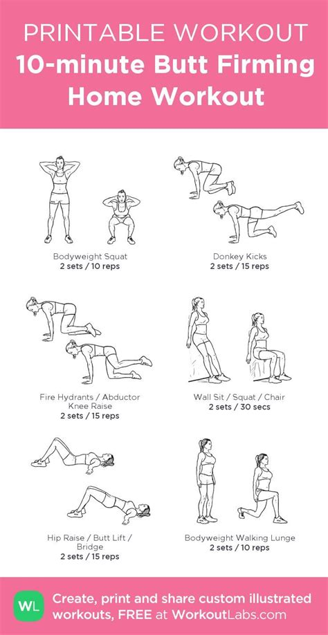 17 best ideas about easy home workouts on easy