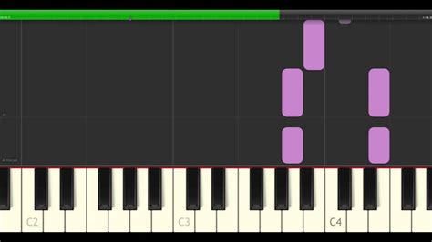 How To Play Sinking On Piano by Sinking Hillsong Easy Piano Tutorial Synthesia
