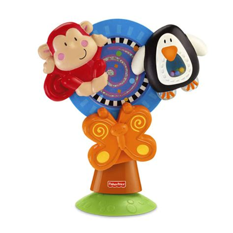 Fisher Price Rattle Stick discover n grow twirl swirl 174 spinner