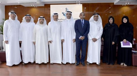 Dmca reviews cooperation and joint work with various maritime associations in dubai marasi news