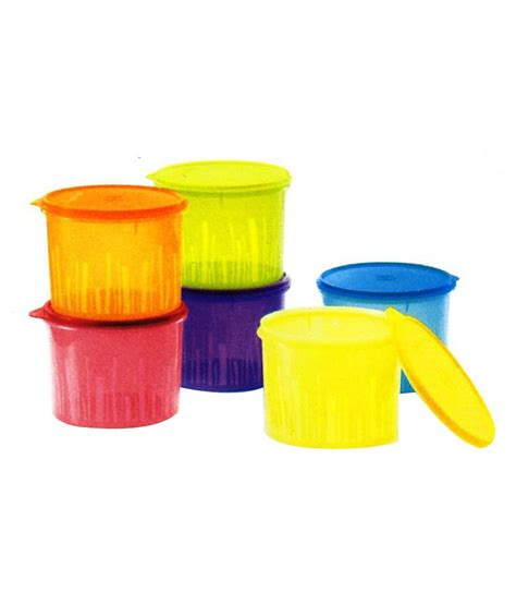 Tupperware Textured Canister tupperware textured canister set of 4 buy at best price in india snapdeal