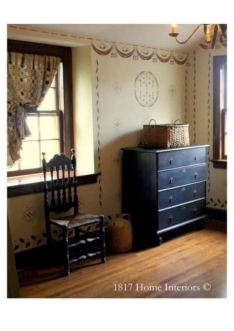 primitive bedroom furniture 1963 best colonial decor images on pinterest