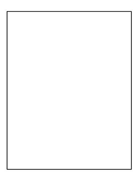 template blank blank scroll template clipart best