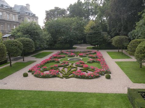 Garden Of Origin Jardin Du Luxembourg Historical Facts And Pictures The