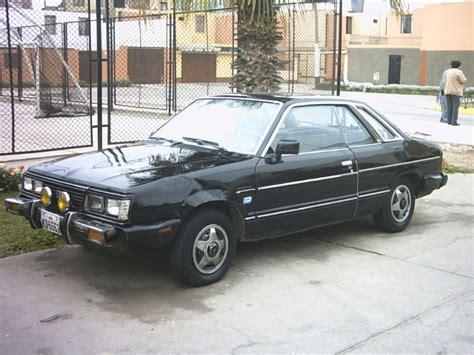 subaru gl 1983 1983 subaru gl information and photos momentcar