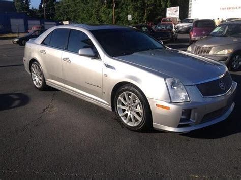 automobile air conditioning service 2006 cadillac sts v regenerative braking purchase used 2006 cadillac sts v 4dr sdn in richmond virginia united states for us 19 900 00