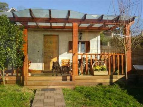 construir porche bricolaje decoraci 243 n 187 construir porche
