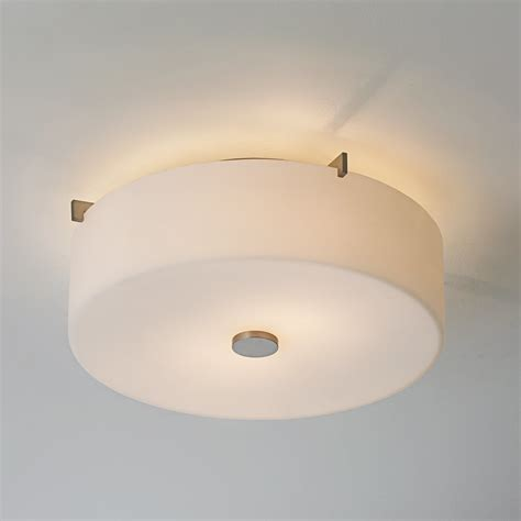 White Glass Ceiling Light White Glass Drum Ceiling Light Shades Of Light