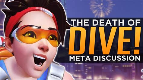 dive comp overwatch the of dive comp meta discussion