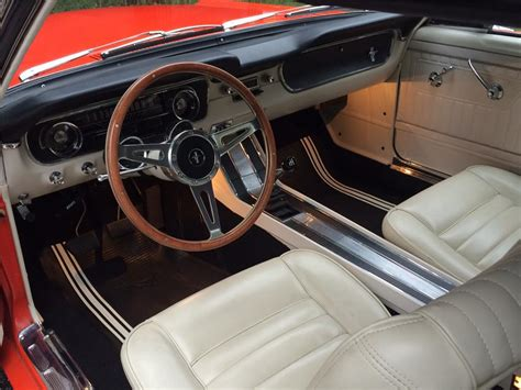 65 mustang upholstery 1965 ford mustang convertible 181296