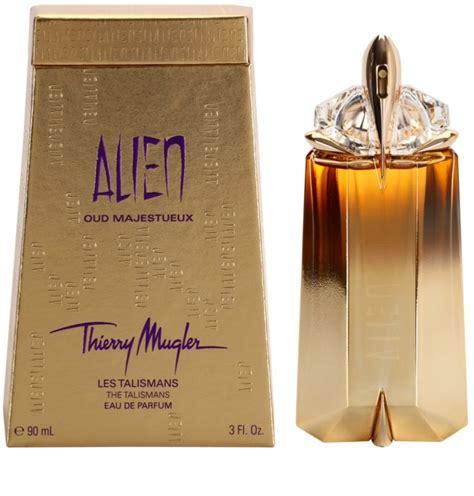Parfum Oud Femme Mugler Oud Majestueux Eau De Parfum Pour Femme 90 Ml Notino Be