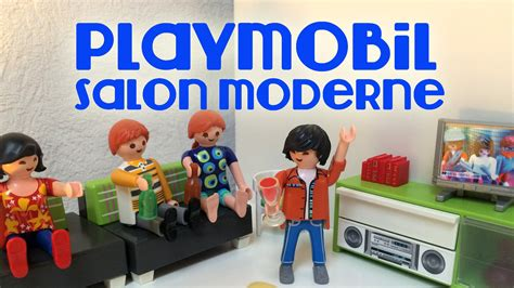 Playmobil Wohnzimmer 5584 by Playmobil 5584 Le Salon De La Maison Moderne