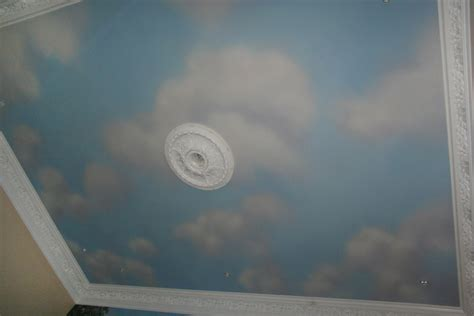 paint clouds on ceiling 171 ceiling systems