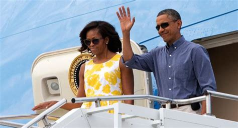 where did obama vacation the obamas 2013 summer vacation photos 5 of 23