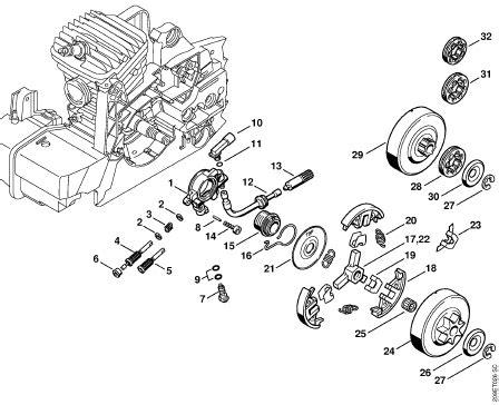 stihl ms180c parts diagram stihl parts diagram wiring diagram and fuse box diagram