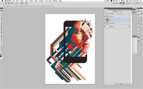 tutorial photoshop illustrator adobe illustrator photoshop tutorial texture effects