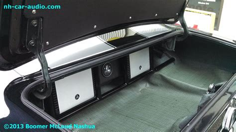 2013 Dodge Challenger Interior Accessories Custom Audio Gallery Boomer Mcloud New Hampshire Nh
