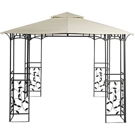 gazebo lucca lucca square metal gazebo home delivery