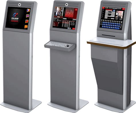 Interactive Gift Card Vending Machine - hsm it services edmonton ab kiosks interactive displays
