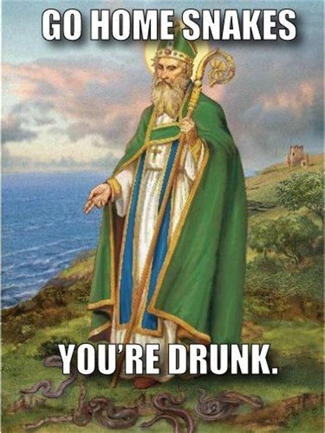 Happy St Patricks Day Meme - 17 most irish catholic things in the universe