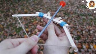 How To Make A Bow And Arrow Out Of Paper - how to make a mini bow and arrow