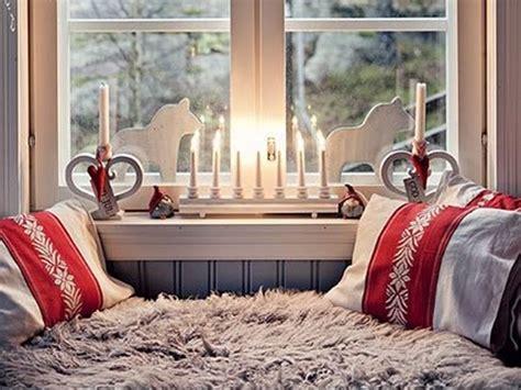 interni natalizi gli interni delle scandinave arredate per natale