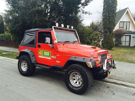 Square Jeep Adamson Dairy Renovation Bennie Builders Queenstown