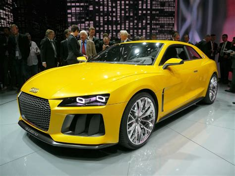 Audi A12 by Audi Sport Quattro Concept What Is The Future Of Cars A12