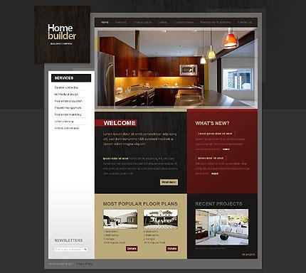 home building websites template 32615 home builder website template