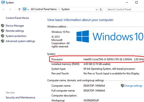how to find my ram speed how to check cpu speed in windows 10 with images
