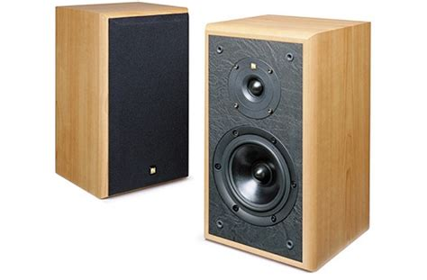 kef cresta 2 bookshelf speakers review test price