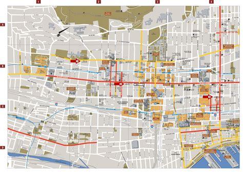 printable map montreal naal montreal 2012 maps